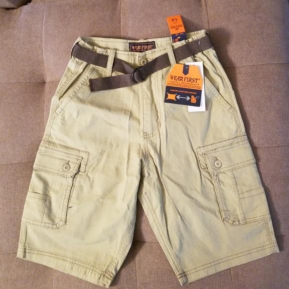 Wear First Other - Wear First Cargo Shorts